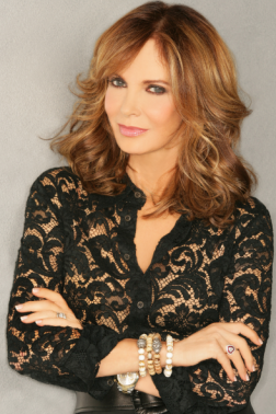 6f18c8175544 Actress and businesswoman Jaclyn Smith has put a major stamp on more than  one industry. She is best known as Kelly Garrett in Charlie's Angels, ...