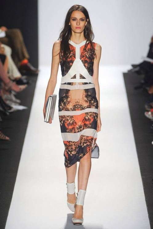 44ef68ed486 This AM, BCBGMAXAZRIA took the stage for its spring/summer 2013 runway show.  Above are my favorite looks that implement some reoccurring themes, ...